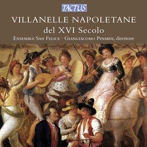 Image for 'Canzone villanesche all napolitana, Book 1: Vecchie letrose'