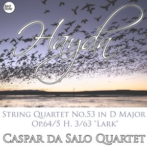 "Image for 'String Quartet No.53 ""Lark"" in D Major, Op.64/5 