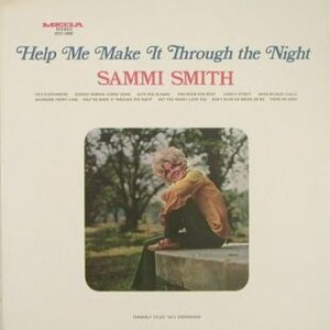 Image for 'Help Me Make It Through the Night'