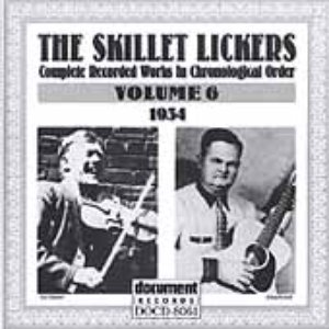 Image for 'The Skillet Lickers, Volume 6: 1934'