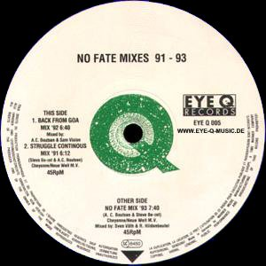 Image for 'No Fate Mixes 91-93'
