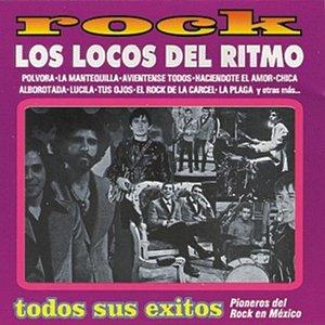 Image for 'Rock - Lo Mejor De Los Locos Del Ritmo - Pioneros Del Rock En México'