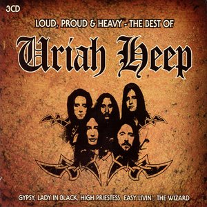 Image for 'Loud, Proud & Heavy - The Best Of'