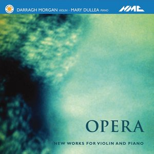 Image for 'Opera: New Music for Violin'