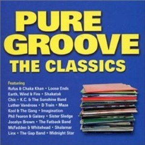Image for 'Pure Groove: The Classics (disc 1)'