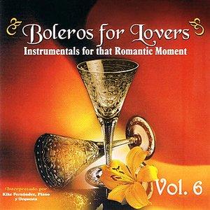 Image for 'Boleros for Lovers Volume 6'