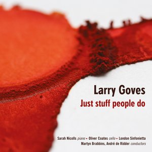 Image pour 'Larry Goves: Just Stuff People Do'