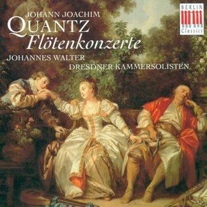 Image for 'Quantz, J.J.: Flute Concertos, Qv 5'