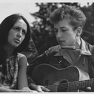 Image for 'Joan Baez & Bob Dylan'