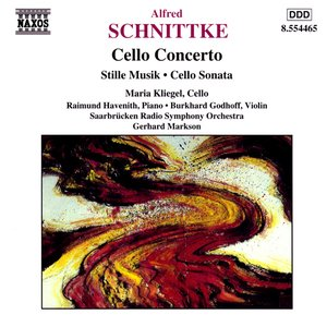 Image for 'SCHNITTKE: Cello Concerto / Stille Musik / Cello Sonata'
