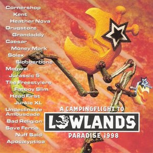 Image for 'A Campingflight to Lowlands Paradise 1998'