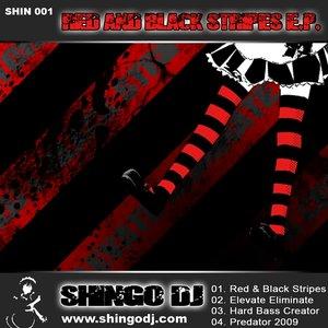 Bild für 'Red And Black Stripes E.P.'