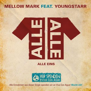 Image for 'ALLE EINS (feat. Youngstarr) [Viva Con Agua Song]'