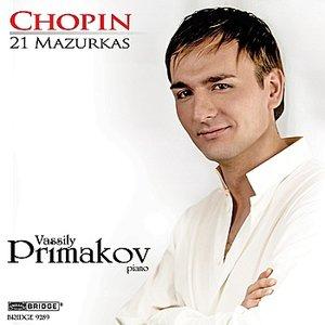 Image pour 'Chopin: 21 Mazurkas'