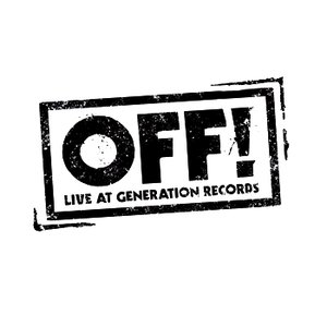 Image for 'Live at Generation Records'