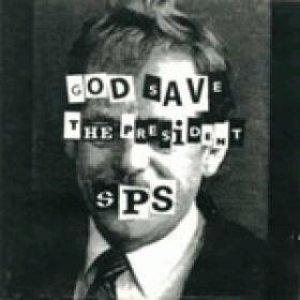 Bild für 'God save the President'