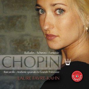 Image for 'Chopin : Ballades, scherzo, fantaisies'