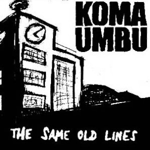 Image for 'The Same Old Lines'
