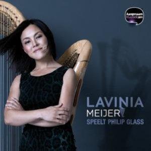 Image for 'Lavinia Meijer speelt Philip Glass'