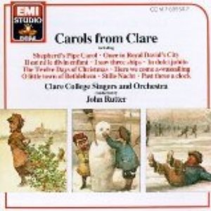 Image for 'Simon Vaughan/Clare College Singers, Cambridge/Clare College Orchestra, Cambridge/Jeremy Blandford/John Rutter'