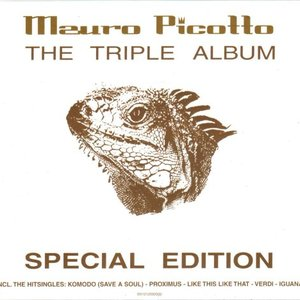 Image for 'The Triple Album'