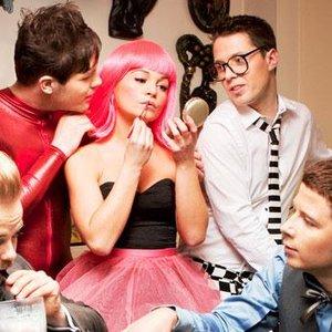 Imagem de 'The Pink Robots'