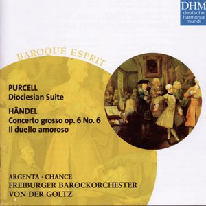 Image for 'Purcell,Händel: Suite/Concerto'