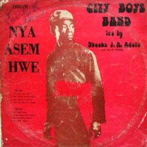 Immagine per 'J.A. Adofo & City Boys Band'