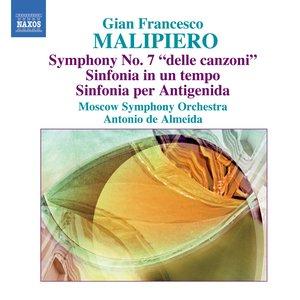 Image for 'Sinfonia in un tempo'