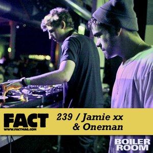 Image for 'Jamie xx & Oneman'