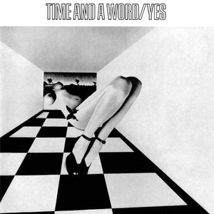 Image for 'Time and a Word'