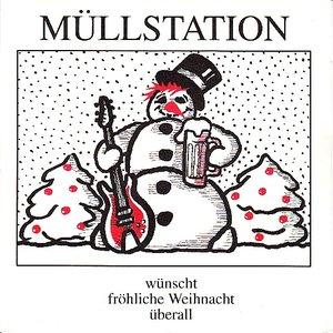 Imagen de 'Müllstation Wünscht Fröhliche Weihnacht Überall'