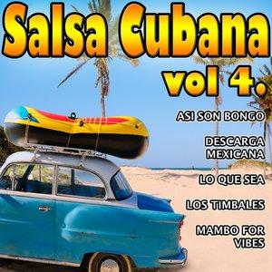 Image pour 'Salsa Cubana Vol.4'