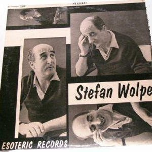 Image for 'Stefan Wolpe'
