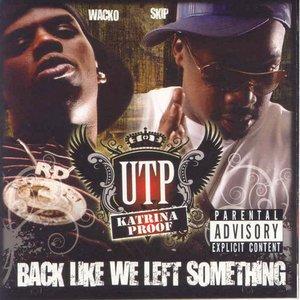 Image for 'Back Like We Left Something'