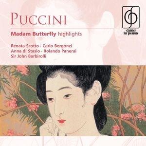 Bild für 'Puccini: Madam Butterfly (highlights)'