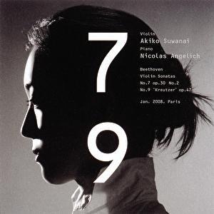 Image for 'Beethoven: Violin Sonatas Nos.7 & 9'