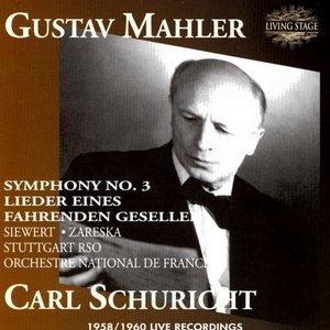 Image for 'Gustav Mahler: Symphony No. 3 in C Minor; Lieder Eines Fahrenden Gesellen'