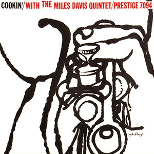 Bild för 'Cookin' With the Miles Davis Quintet'