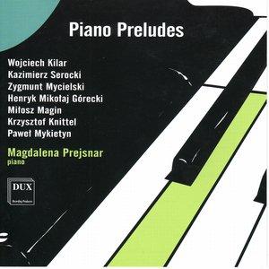 Image for 'Cztery preludia op. 1/ Four Preludes Op. 1 - I. Molto agitato - Cantabile - tempo I'