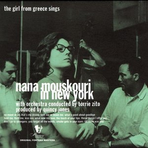 Immagine per 'Nana Mouskouri In New York'