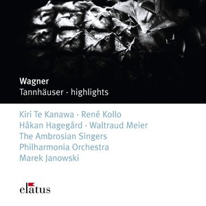 Image for 'Wagner : Tannhäuser [Highlights]'