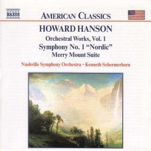 Image for 'HANSON: Symphony No. 1, 'Nordic' / Merry Mount Suite'