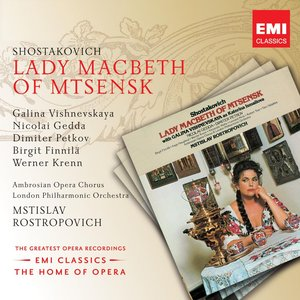 Imagem de 'Shostakovich: Lady Macbeth of Mtsensk'
