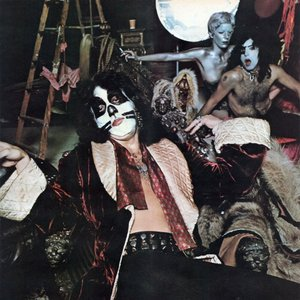 Immagine per 'Peter Criss'