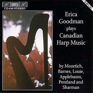 Imagem de 'LOUIE / MOZETICH / BARNES: Canadian Harp Music'