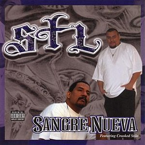 Image for 'Sangre Nueva'