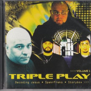 Image for 'Triple Play Volume 1'