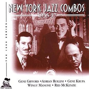 Image for 'New York Jazz Combos 1935-1937'