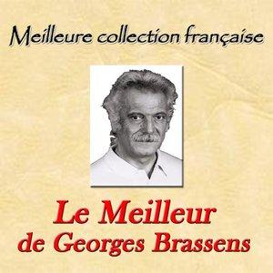 Image for 'Meilleure collection française: Le meilleur de georges brassens'